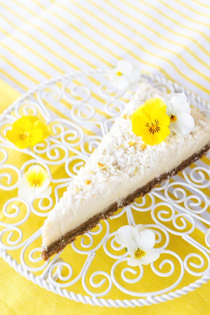 Torte Cashew Kokos