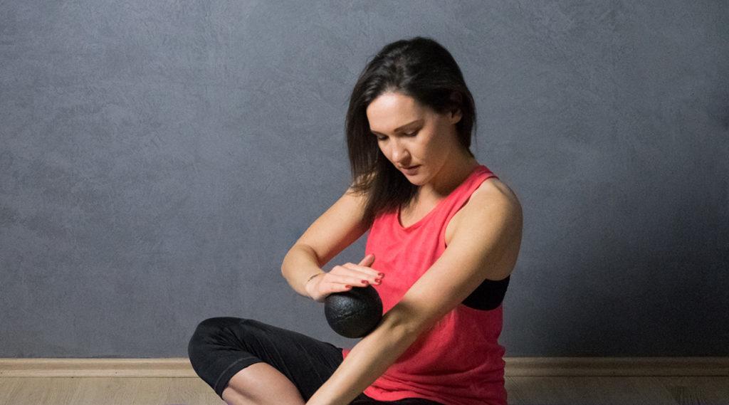Hilft das Faszienrollen gegen Schmerzen?