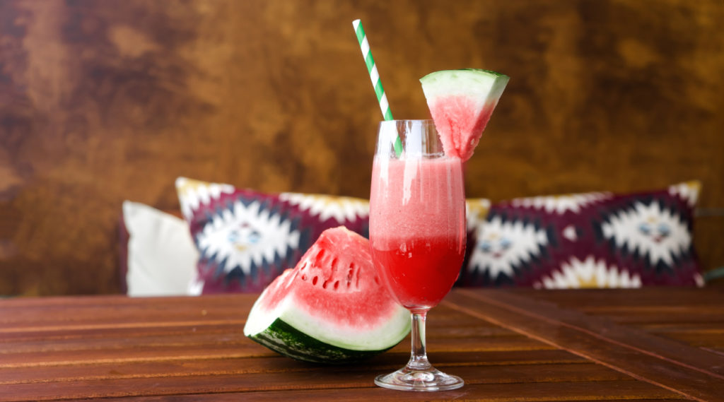 Frischer Melonen Smoothie – kühles für heiße Tage